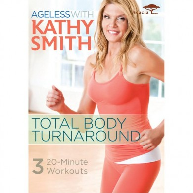 Kathy Smith Total Body Turnaround Video