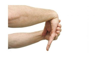 Wrist and Arm Stretches