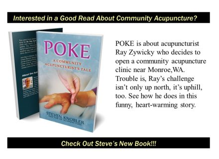 Steve Knobler's novel called POKE